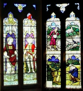 The Hughes windows